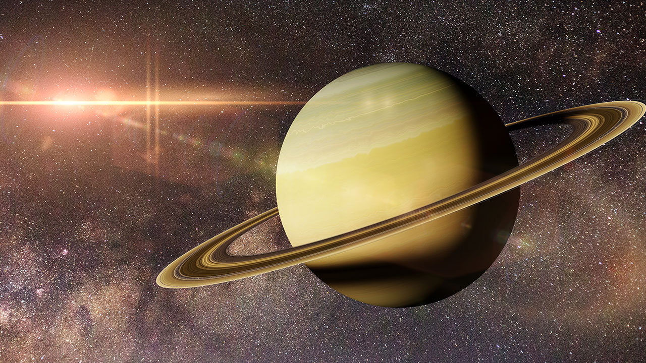 The core of Saturn is nearly 10 to 20 times bigger than that of Earth.