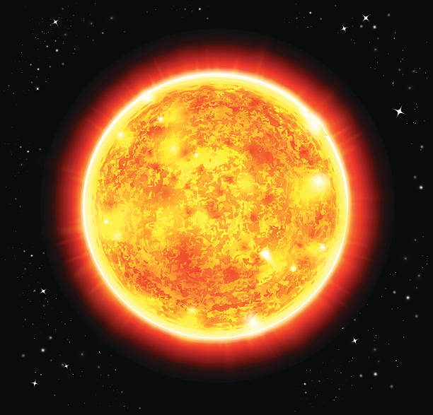 The core of Sun is around 13600000 degrees Celsius!