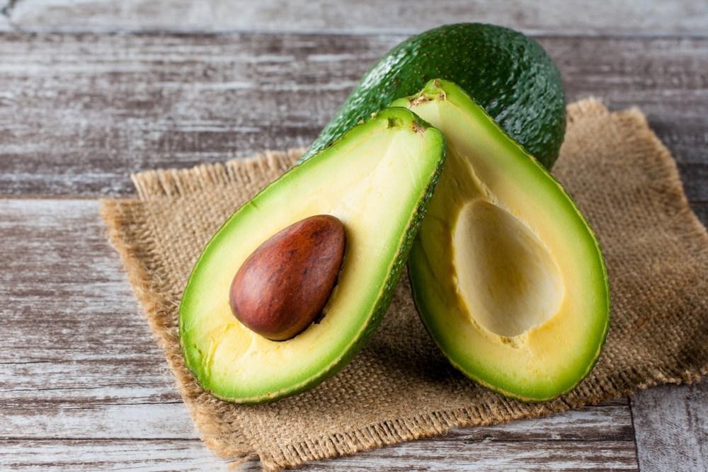 150 grams of avocado provides around 40% of dietary fibre per day.