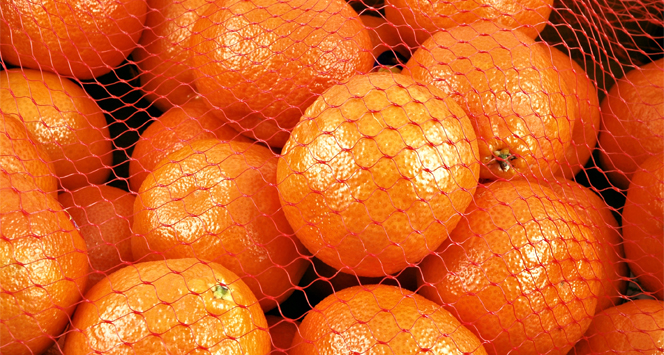 Almost 70 million tons of oranges are produced each year.