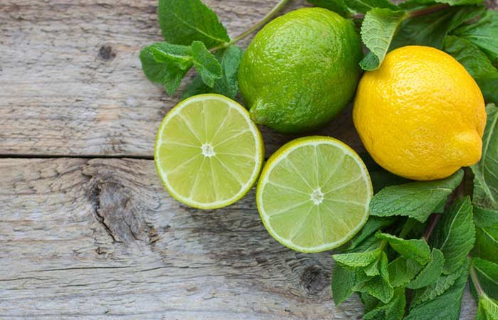 Eureka lemons are very high in vitamin C, which protects against various diseases and contributes to a strong immune system.