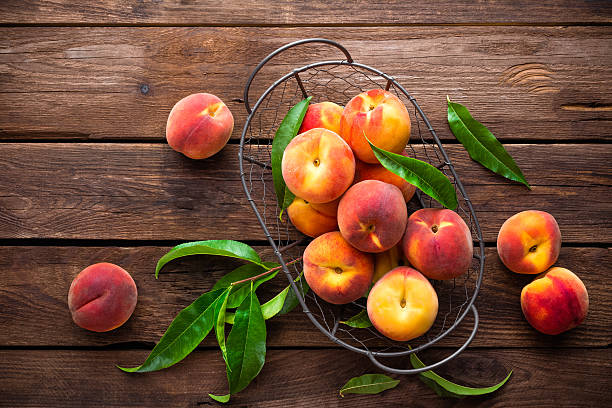 In 2016, China alone produced 58% of the world's total for peaches and nectarines.