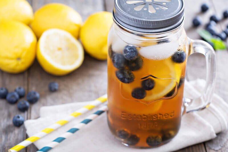 In Morocco, lemons are preserved in jars or barrels of salt.