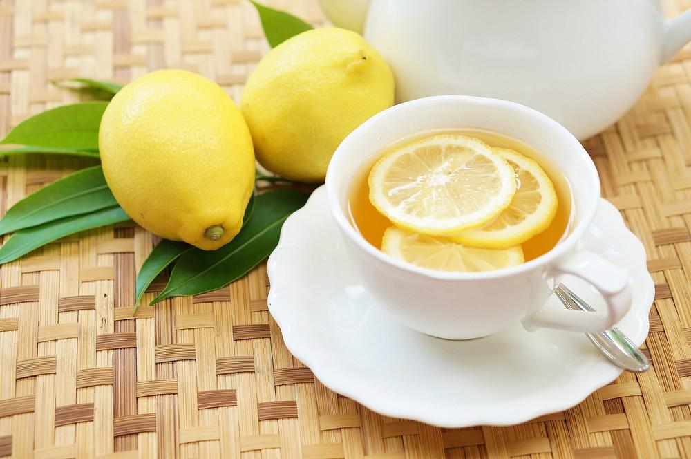 Lemon tree leaves can be used to make tea.