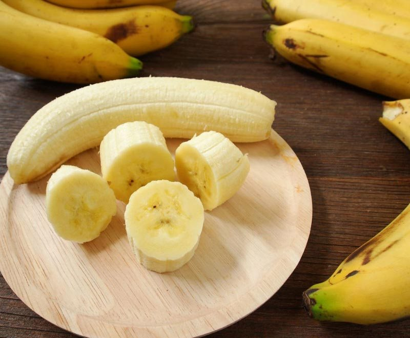 More than 100 billion bananas are eaten every year in the world, making them the fourth most popular agricultural product.