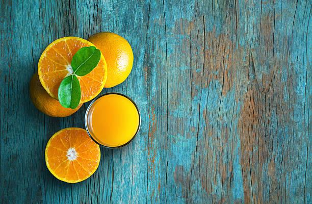Oranges also contain minerals such as calcium, potassium, magnesium, copper, Folate etc.