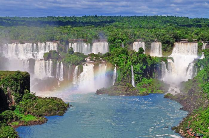 Cerro Cora National Park is the largest protected area in Paraguay established on February 11, 1976.