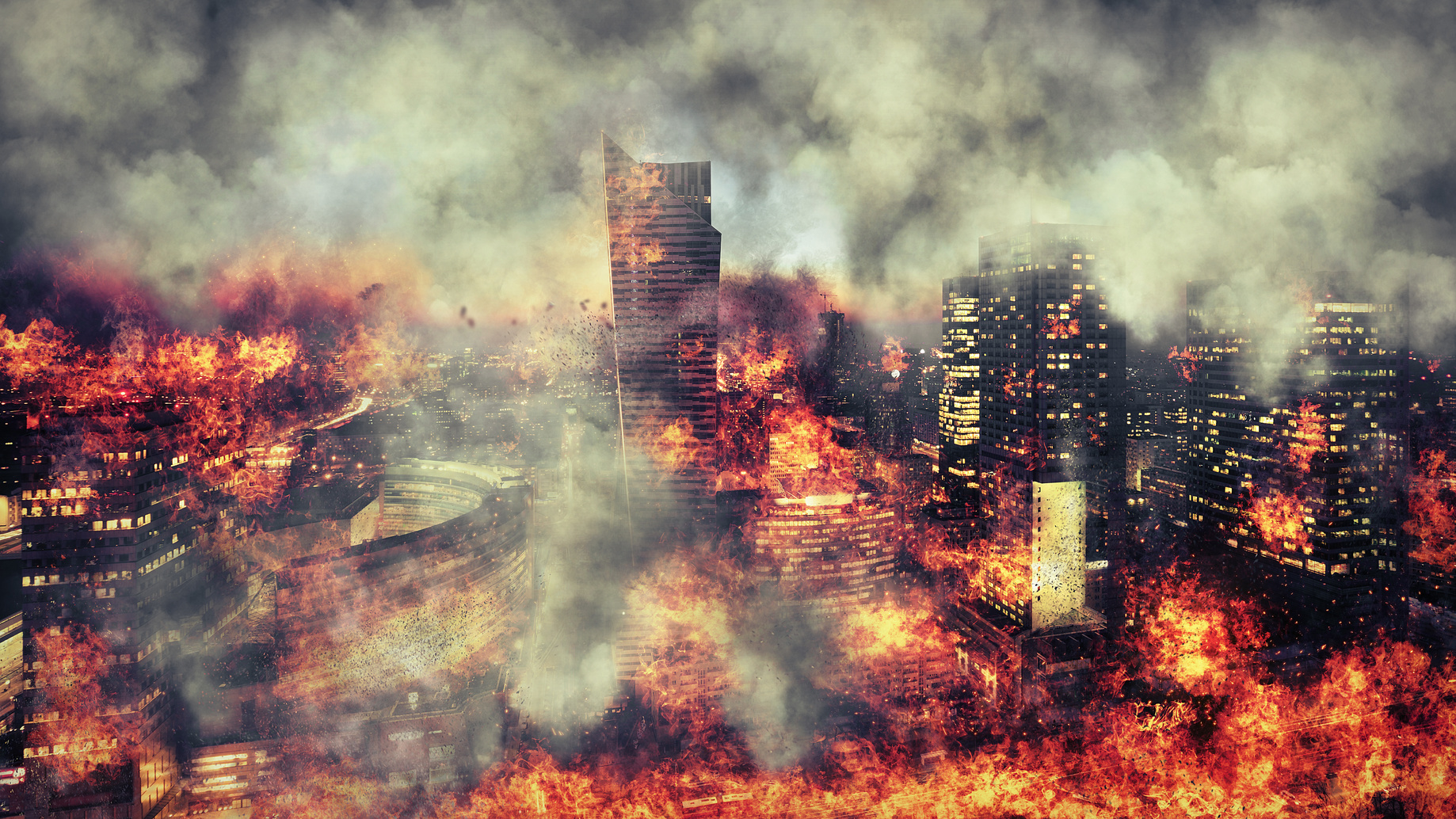 In 2004, one of the deadliest fires occurred in the capital city of Paraguay.