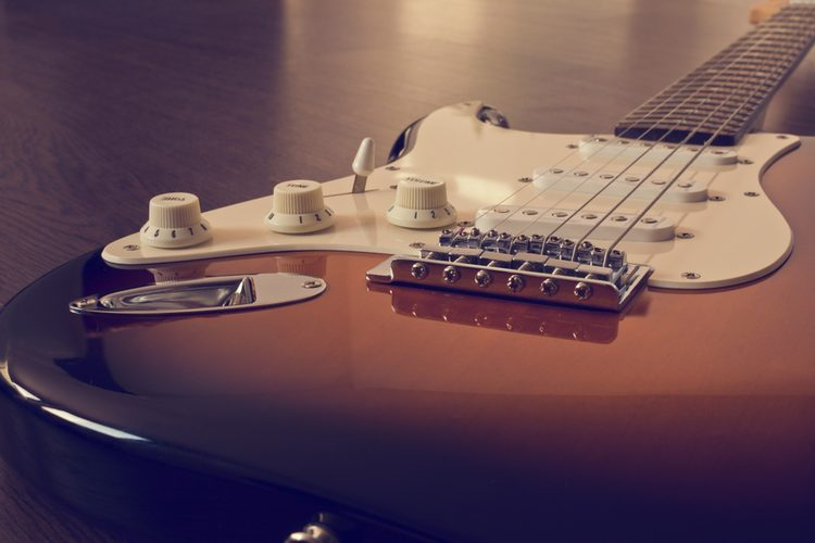 Leo Fender is the inventor of Telecaster and Stratocaster.