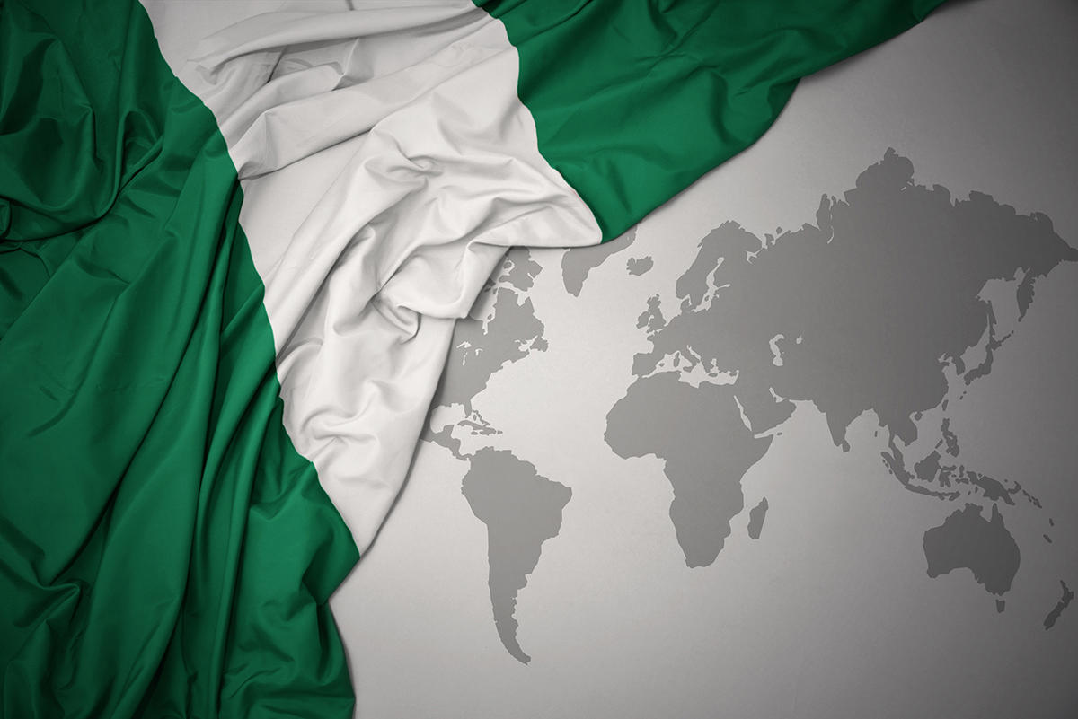 The National Flag was designed by Taiwo Akinkunmi in 1959.
