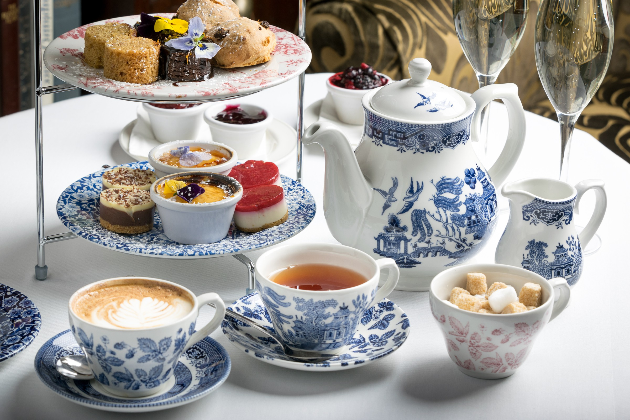 The formal tea known as afternoon tea abd it is also known as Low Tea.
