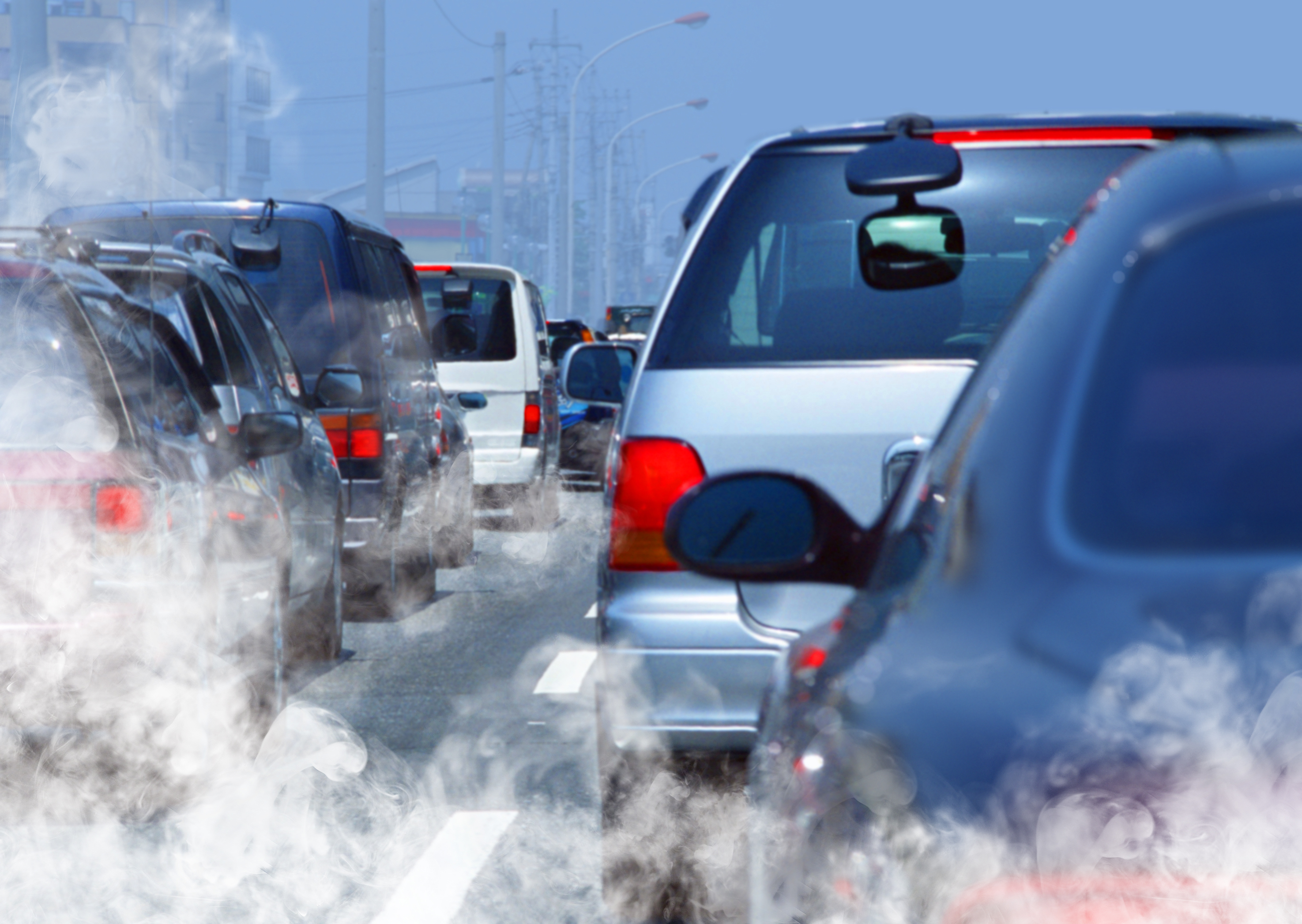 Two million cars in the Philippines are the reason for 80% of air pollution.