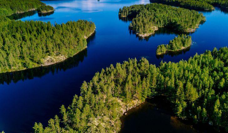 Finland was a part of Sweden until 1809.