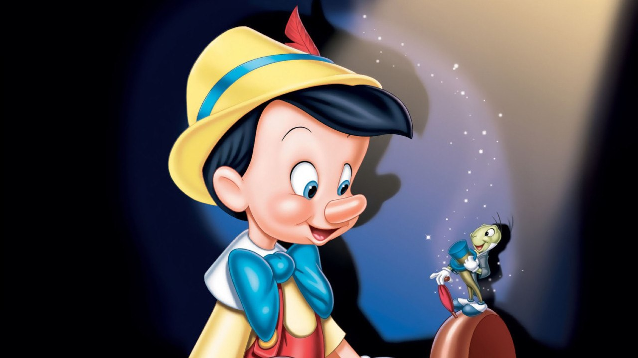Pinocchio was the favorite animated character of Michael Jackson.