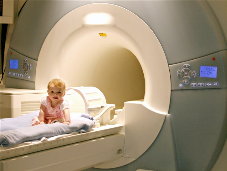 The main industrialized use of helium gas is an MRI scanner.