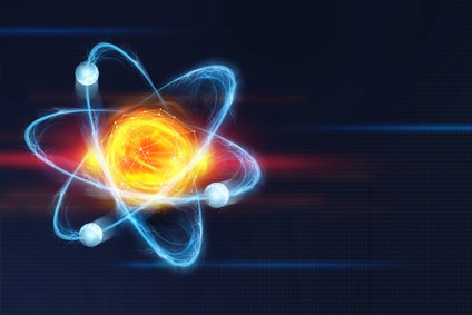 There are two electrons present in Helium.